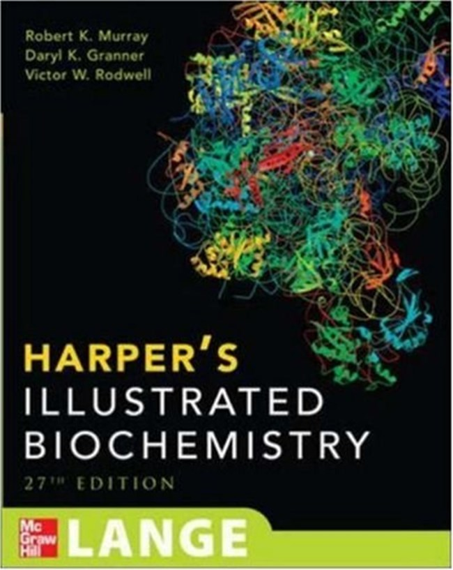 Harpers illustrated Biochemistry 27th edition