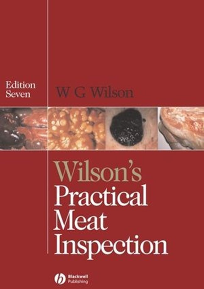 Wilsons Practical Meat Inspection 7th edition